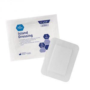 Island Dressing - Sterile - 2x3.5 MPR-60882